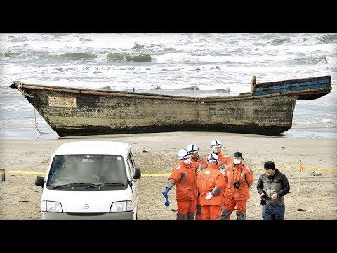 """Breaking: """"Ghost Ship"""" 8 Dead Bodies Land In Japan From N. Korea"""