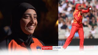 """""""I want to inspire others""""   Abtaha Maqsood recounts her incredible journey into cricket"""