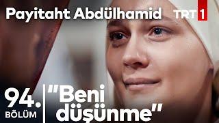 Gülcemal Mehmed Celaleddin'e Veda Ediyor I Payitaht Abdülhamid 94. Bölüm