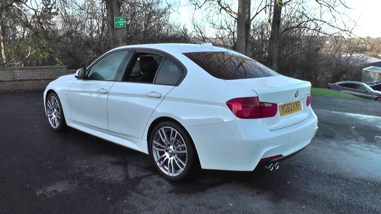 bmw 3 series 330d m sport 4dr step auto professional media u25412 youtube. Black Bedroom Furniture Sets. Home Design Ideas