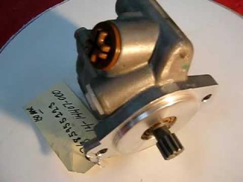 MVI 00491 ZF POWER STEERING PUMP SURPLUS 7685955223 14-14407-000