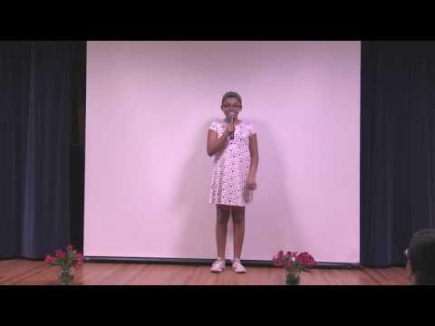 2017 Clover Street School Poetry Slam