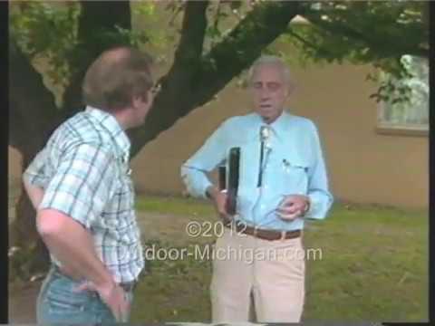 1982 Fred Bear speaks to Fred Trost