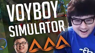 DYRUS • BETTER YASUO THAN VOYBOY?? Ft. Scarra