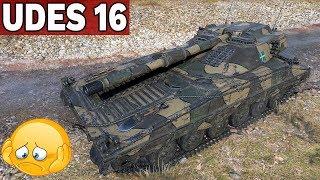 MIAŁO BYĆ PIĘKNIE - UDES 16 - World of Tanks