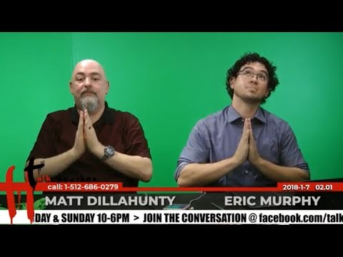 Talk Heathen 02.01 with Eric Murphy and Matt Dillahunty