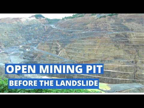 The Biggest Mining Open  Pit In The Philippines- Carmen Copper Toledo Cebu