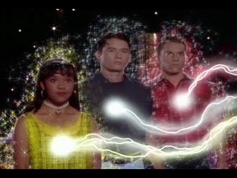 Download Mighty Morphin - Power Transfer Episodes | Rocky, Adam, and Aisha | Power Rangers Official
