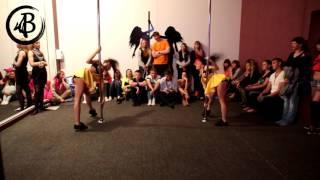 """Студия танцев """"Бурлеск"""" - трейлер"""