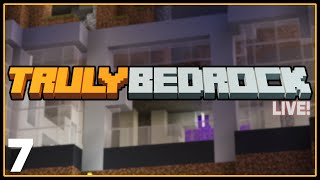 Ep 7: Off To Work We Go LIVE REPLAY | Truly Bedrock SMP