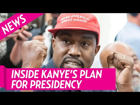 Inside Kanye West's Plan for Presidency  Education Reform and More