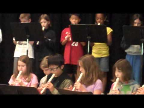 Far Brook School 2009 (3rd and 4th grade rehearsal)