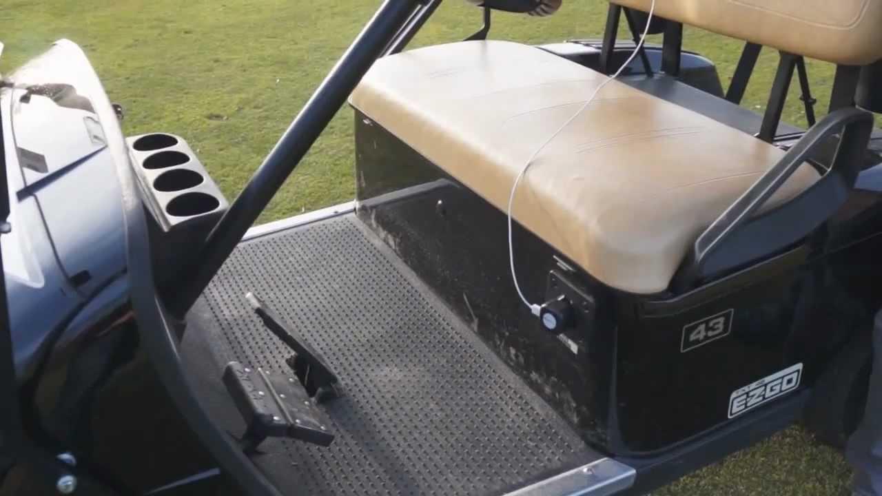 Golf Cart Parts For A  Club Car