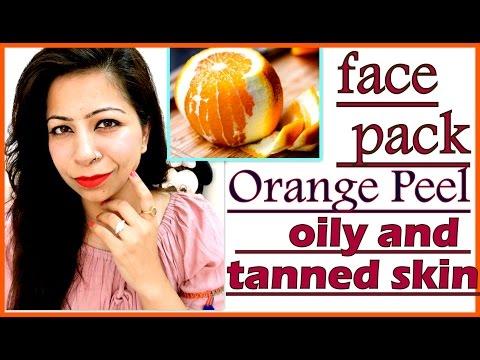 Orange Peel off Face Pack for Bright, Glowing and Oil Free Skin | Homemade Face Pack | Fat to FabKaynak: YouTube · Süre: 6 dakika16 saniye