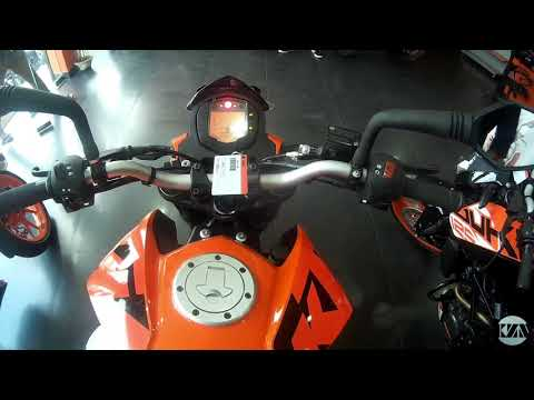 Taking Delivery of New KTM DUKE 200 ABS 2019