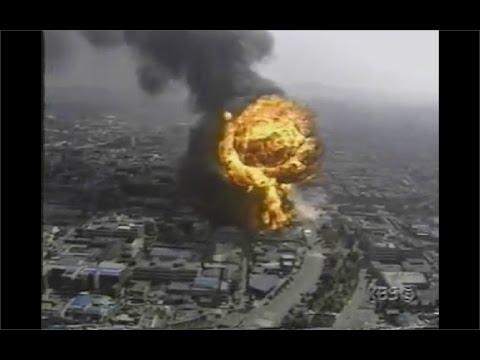 1998 Buchon South Korea  LPG Gas station Explosion LPG