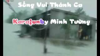 Hướng Về Miền Trung (vers2) - karaoke playback - http://songvui.org