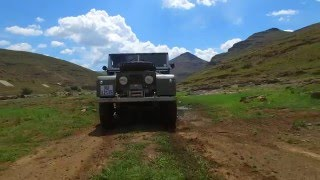 Series 1  Land Rover expedition into Lesotho                   WATCH IN HD