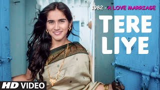 TERE LIYE Video Song | 1982 A LOVE MARRIAGE | Amitkumar Sharma, Omna Harjani | T-Series