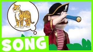 Telescope Song | Simple Songs for Kids | Maple Leaf Learning