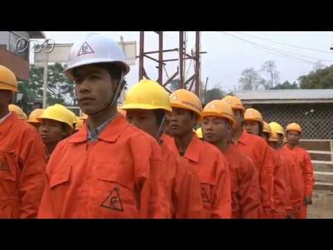Gold Mining in Myanmar 1 of 2
