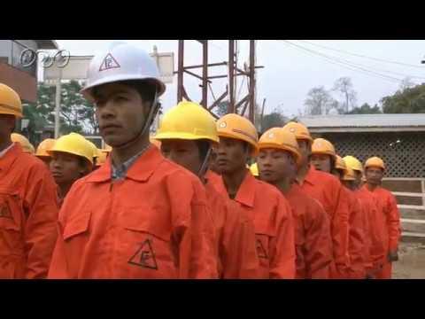 Gold Mining In Myanmar 1 Of 2