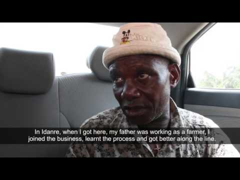 BEST DOCUMENTARY: PROBLEMS, PROSPECTS & SOLUTIONS TO NIGERIA'S STRUGGLING COCOA BUSINESS