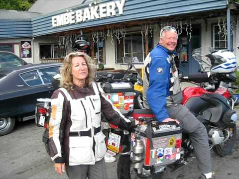 Motorcycle Ride Around the World