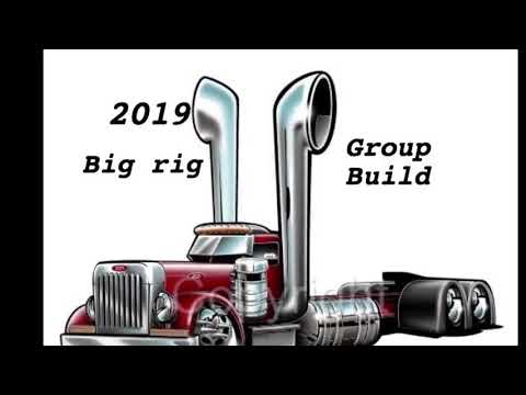 2019 Big Rig Group Build Builders List