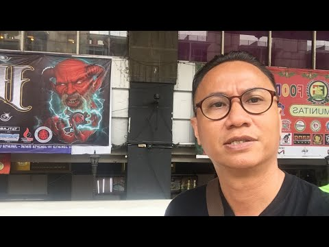 West Jakarta Ink War (LIVE)