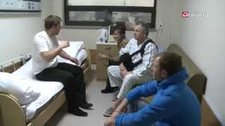 Medical Story - Ep03C02 International Health Screening Center for a medical examination