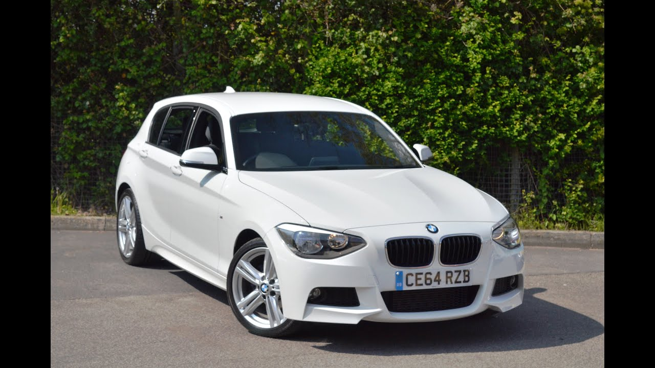 wessex garages used bmw 1 series 118d m sport at pennywell road bristol ce64rzb youtube. Black Bedroom Furniture Sets. Home Design Ideas