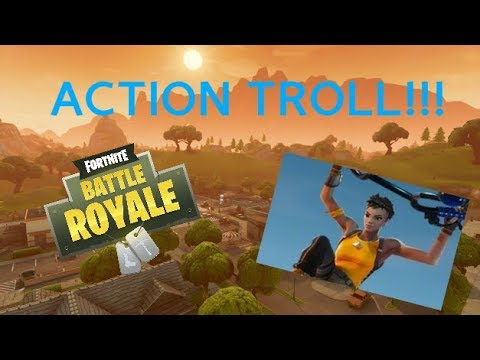 La Plus Belle Action Sur Fortnite