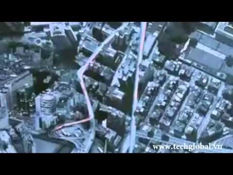 Thiết bị định vị GPS - Công nghệ toàn cầu [Full HD]