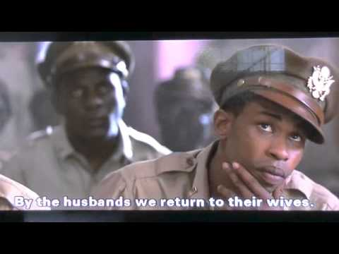 Red Tails Clip #2