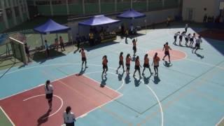 ADC 第三屆亞洲盃閃避球賽女子公開組(季軍賽) 香港A隊對