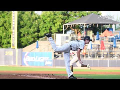 4K Video, Nolan Martinez, Right Handed Pitcher, Staten Island Yankees, June 26
