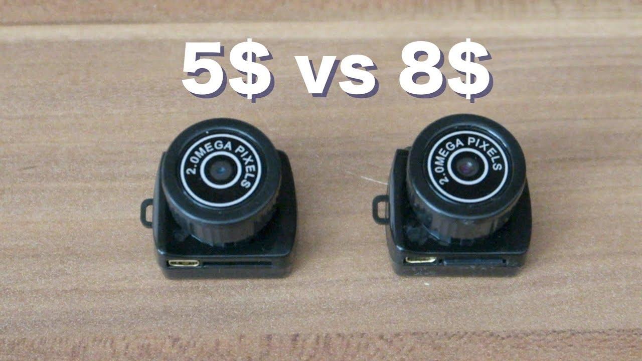 Подключение SQ8 Mini DV камеры к телевизору - YouTube