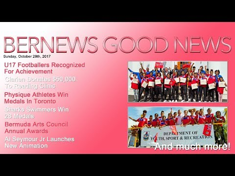 Sunday Good News Spotlight, Oct 29 2017