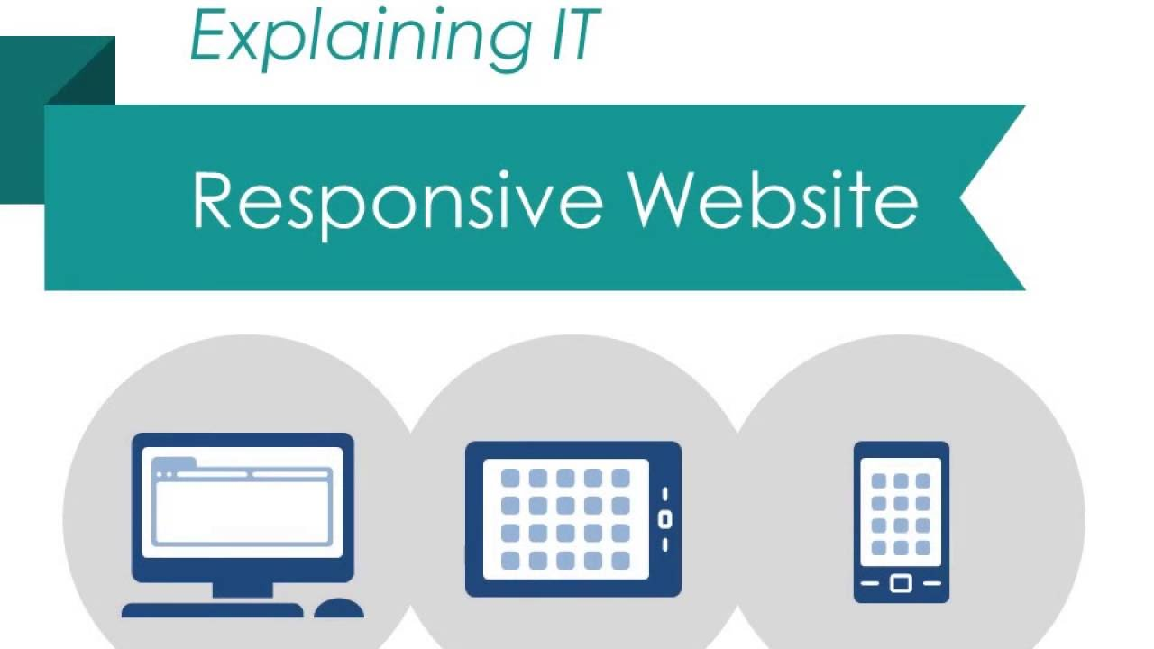 how to do responsive web design powerpoint presentation youtube