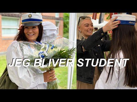 JEG BLIVER STUDENT!