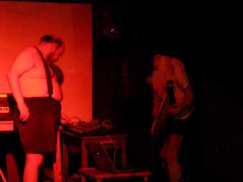 Lord Borax @ Club Voltaire, Nth Melbourne, 29/11/2012