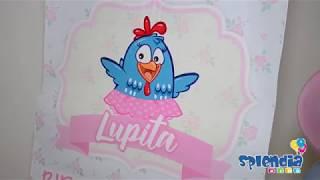 Splendia Kids  Fiestas Infantiles Lima Perú   Gallina Pintadita