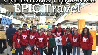 VIVE Estonia y Finlandia, EPIC Travel