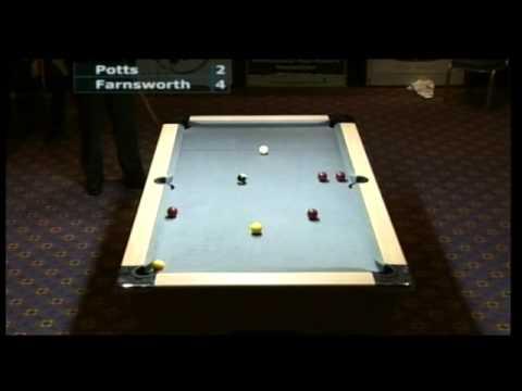 Gareth Potts vs Marc Farnsworth (IPA Tour 2012)