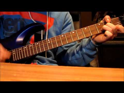 PUR  Abenteuerland Gitarren cover