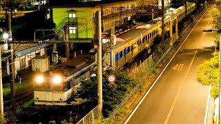 【4K60P】都営三田線6500形甲種輸送 新鶴見信号場到着〜発車シーン(2021年5月16日)