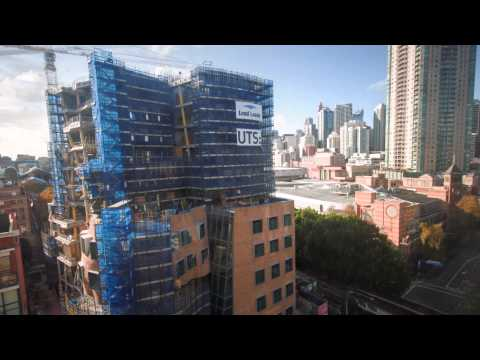 Dr Chau Chak Wing Building - the vision becomes reality