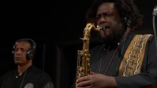 Kamasi Washington - Re Run (Live on KEXP)