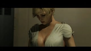 [HD] Biohazard 6 / Resident Evil 6 - Co-op Gameplay - End of Chapter 3 - Jake & Sherry - 5/7 (PS3)